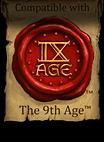 Avatars of War soutient le 9e Âge ! T9a_logo_header